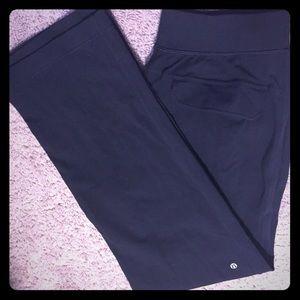 lululemon athletica pants size large